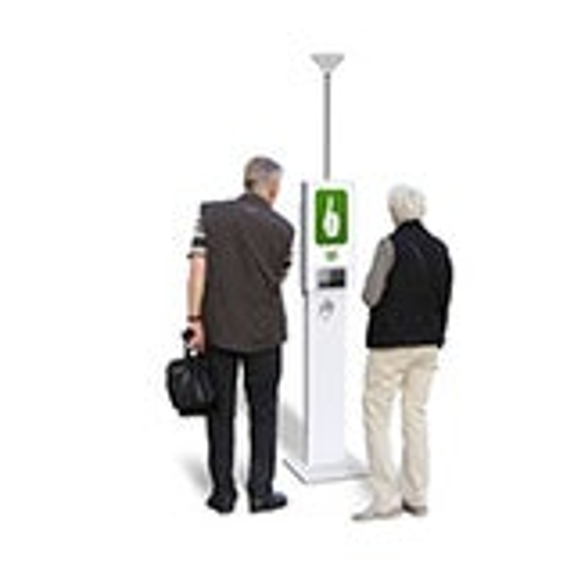 "Axxiv MultiSense Essential Sign 22"" digitale Werbe-/Informations-Stele"