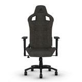 Corsair T3 RUSH, Fabric Gaming Chair, Charcoal