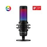 HyperX HyperX QuadCast S Blk-Gry (HMIQ1S-XX-RG/G)