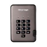 IStorage diskAshur Pro2 SSD 256-bit 8TB - Classified - Graphite