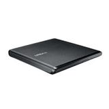 LiteOn Ultra-Slim Portable DVD Writer, black