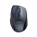 Logitech Marathon M705 Wireless Mouse - CHARCOAL - EMEA