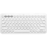 Logitech K380 for Mac Multi-Device Bluetooth Keyboard - OFFWHITE - CH - CENTRAL