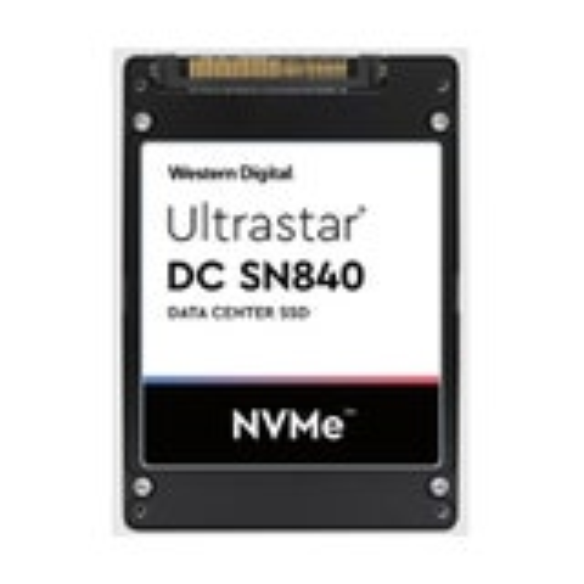 Western Digital Ultrastar DC SN840 3.2TB NVMe 1DW/D SE